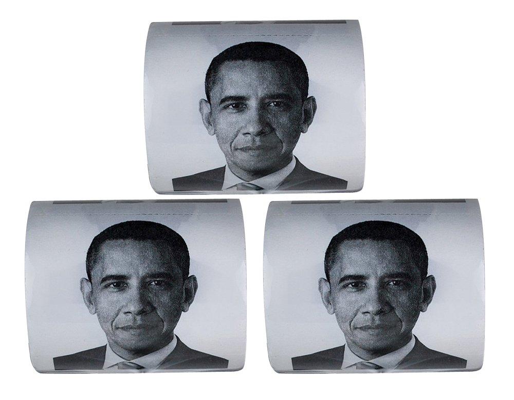 Barack Obama Toilet Pa...