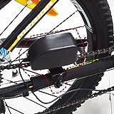 GGG ??自転車ダイナモ チェーン ドライブ 携帯電話充電器バイク発電機 1000 mah JP