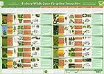 Essbare Wildkräuter für Grüne Smoothi...