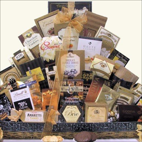 The Vip: Gourmet Premium Gift Basket
