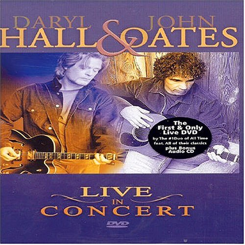Hall & Oates - Live in Concert - Zortam Music