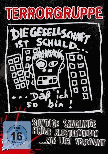 TERRORGRUPPE - Sündige Säuglinge Hinter Klostermauern (+ CD) [Edizione: Germania]