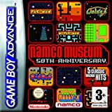 Namco Museum 50th Anniversary (GBA)