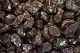Fantasia Materials: 1 lb Lodestone Rough Stones from Mexico - (Select 1 to 18 lbs) - Raw Natural Crystals for Cabbing, Cutting, Lapidary, Tumbling, Polishing, Wire Wrapping, Wicca and Reiki Crystal Healing *Wholesale Lot*