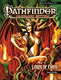 img - for Pathfinder Chronicles: Book of the Damned Volume 2 - Lords of Chaos (Pathfinder Campaign Setting) by James Jacobs (20-Jan-2011) Paperback book / textbook / text book