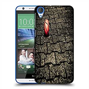 Snoogg Basketball On Street Designer Protective Phone Back Case Cover For HTC Desire 820