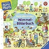 ministeps Bücher: Mein allererstes Wimmel-Bilderbuch: Ab 24 Monaten