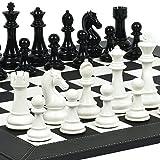 Financial District Chess Set