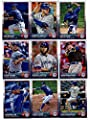 2015 Topps Baseball Cards Toronto Blue Jays Complete Master Team Set (Series 1 & 2 + Update - 40 Cards) With Team Card, Jose Bautista, Marcus Stroman, Sergio Santos, Dalton Pompey, Brett Lawrie, Daniel Norris, Dioner Navarro, Edwin Encarnacion
