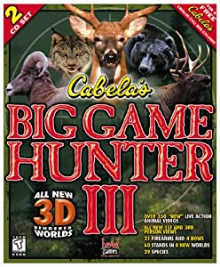 Cabela's Big Game Hunter 3 - PC