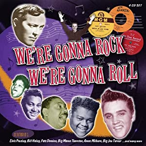 We're Gonna Rock: We're Gonna Roll (4CD)