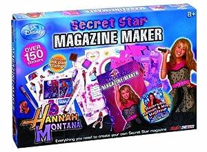Hannah Montana Magazine Maker