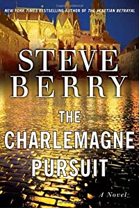 Cover of &quot;The Charlemagne Pursuit: A Nove...