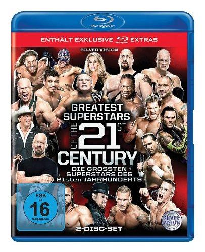 Die größten Superstars des 21sten Jahrhunderts [Blu-ray]