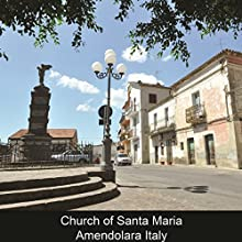 Church of Santa Maria Amendolara Italy (ENG) Audiobook by Caterina Amato Narrated by Karolina Starin