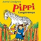 Thomas Winding læser Pippi Langstrømpe [Thomas Winding Reads Pippi Longstocking] Audiobook by Astrid Lindgren, Ellen Kirk (translator) Narrated by Thomas Winding