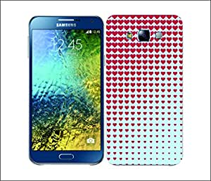 Galaxy Printed 1612 DOODLE WAVES TANG Hard Cover for Samsung S3 NEO