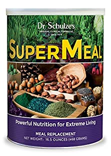 buy Dr. Schulze'S Supermeal Powder (16.7 Ounce)