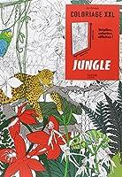 Jungle: Coloriage XXL