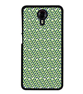 Colourful Pattern 2D Hard Polycarbonate Designer Back Case Cover for Micromax Canvas Xpress 2 E313