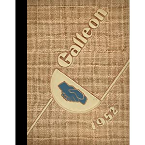 (Reprint) 1952 Yearbook: Litton High School, Nashville, Tennessee 1952 Yearbook Staff of Litton High School