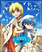 現在放送中のアニメ「マギ」BD/DVD第5巻までの予約開始