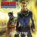 Perry Rhodan: Sammelband 31 (Perry Rhodan 2700-2709) | Andreas Eschbach,Christian Montillon,Marc A. Herren,Bernd Perplies,Michael Marcus Thurner,Wim Vandemaan