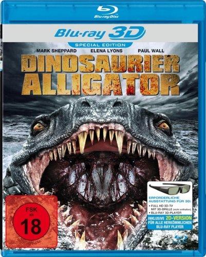 Dinosaurier Alligator (Jurassic Predator) (Special Edition) [Blu-ray 3D]