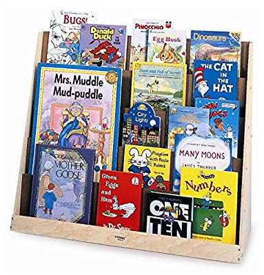 Whitney Brothers Book Display Stand