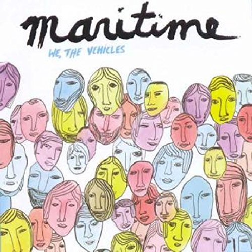 Maritime - We, The Vehicles (2005) [FLAC] Download