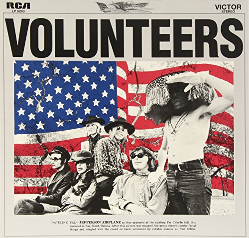 Vinilo : Jefferson Airplane - Volunteers (LP Vinyl)