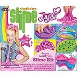 Nickleodeon Cra-Z Jojo Siwa Slime Kit, Multicolor, 6 x 6