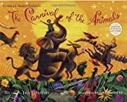 The Carnival of the Animals (Book and CD) by Jack Prelutsky cover image