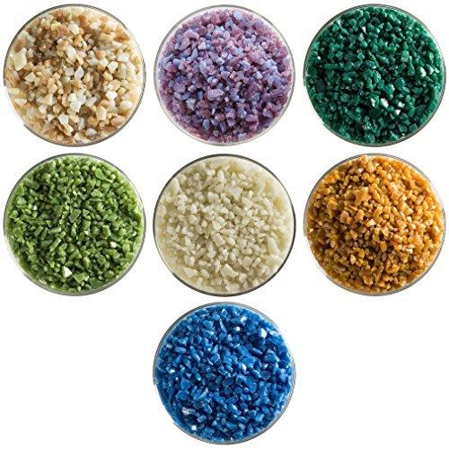 fine-art-designer-collection-7-colors-90-coe-bullseye-glass-coarse-frit-sampler-pack-by-new-hampshir
