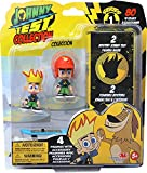 Johnny Test Collectible Figurine (4-Pack), Styles May Vary