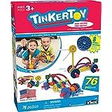 Set de Construcción Tinkertoy Wild Wheels