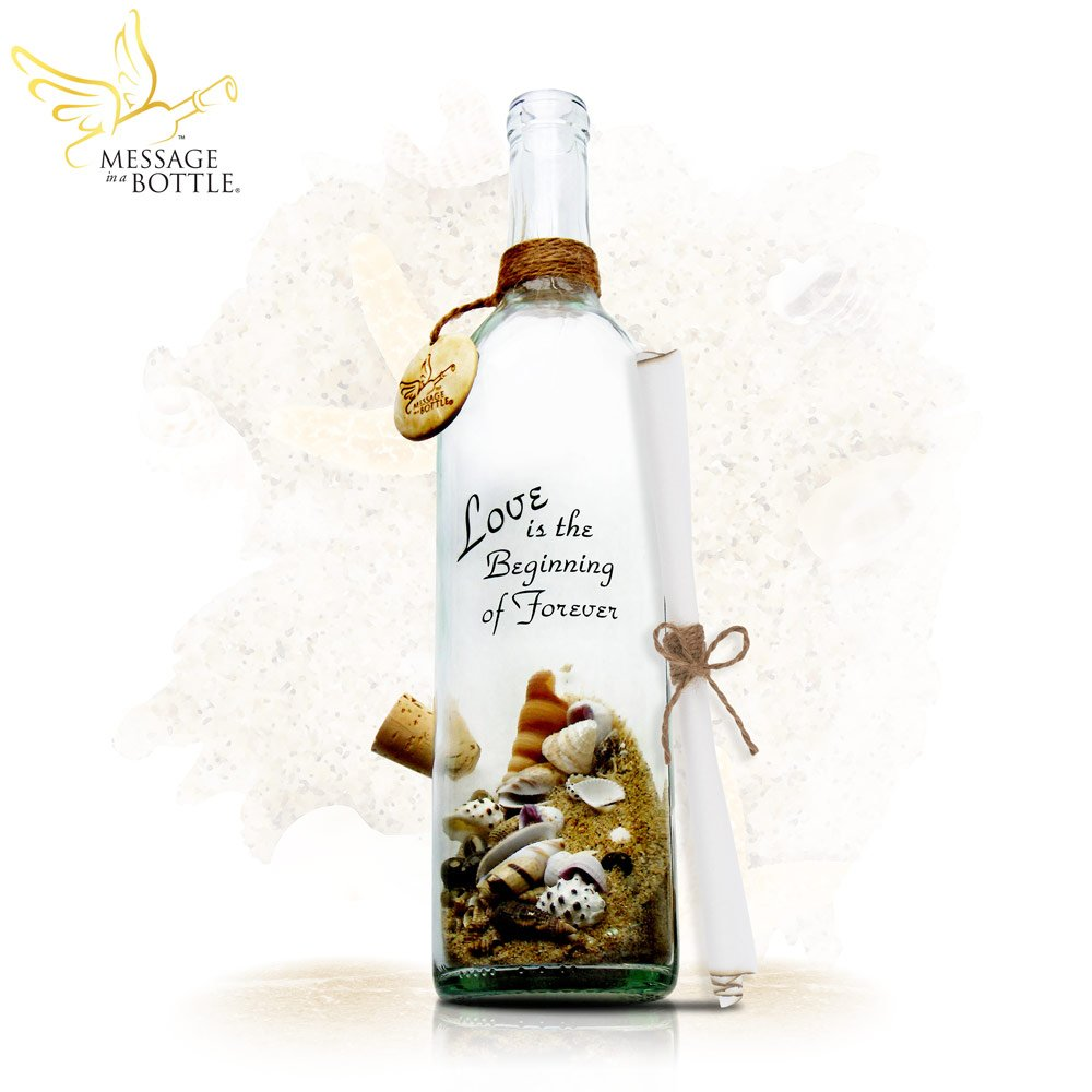 Romantic easter gifts for him and her gift canyon message in a bottle negle Choice Image