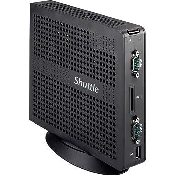 Mini-PC (HTPC) Shuttle Intel® CoreTM 2 Duo N3050 (2 x 2.16 GHz) 4 Go