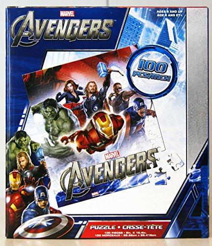 Marvel Avengers 100 piece Puzzle - 1