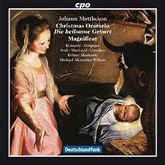 Christmas Oratorio: Heilsame Geburt / Magnificat