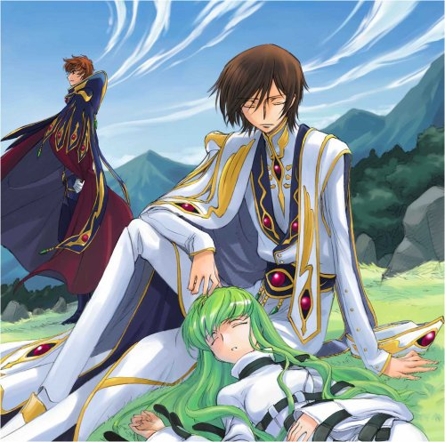 Code Geass Lelouch of the Rebellion R2 Original Soundtrack, Volume 2