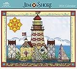 Jim Shore Wall Calendar (2016)