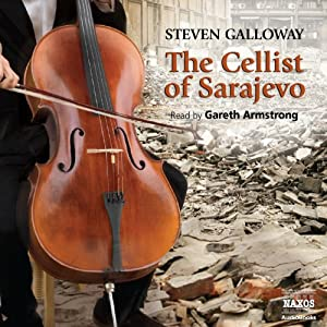 The Cellist of Sarajevo Audiobook