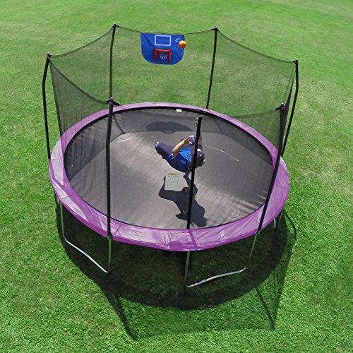 Skywalker Trampolines 15 Jump N Dunk With Safety