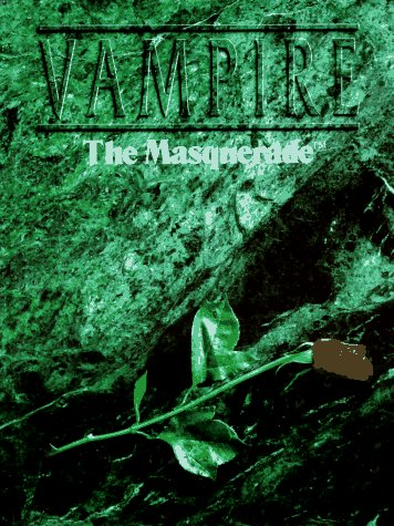 vampire  the masquerade by mark rein hagen   reviews  discussion