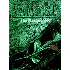 Vampire: The Masquerade by Graeme Davis, Mark Rein-Hagen and Stewart Wieck