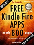 The Complete Free Kindle Fire Apps (Free Kindle Fire Apps That Dont Suck)