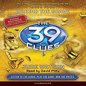 The 39 Clues, Book 4 Audiobook