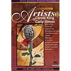 Karaoke - The Greatest Artists: Carole King & Carly Simon by