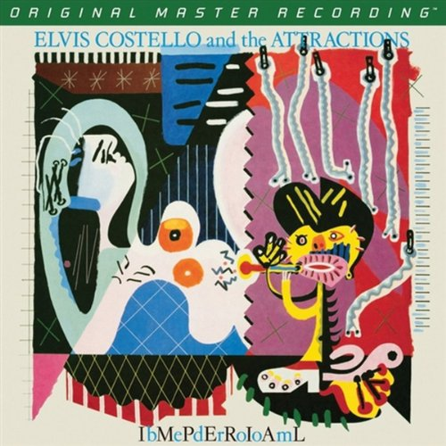Elvis Costello & The Attractions - Imperial Bedroom - Zortam Music